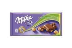 Chocolate con leche y Avellana Mika