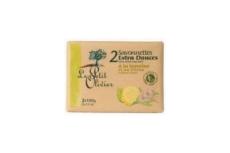 Jabón de tocador Le Petit Olivier verbena y limón